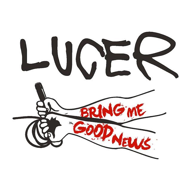 LUCER - BRING ME GOOD NEWS | Rock aus Kopenhagen - Musiktipp
