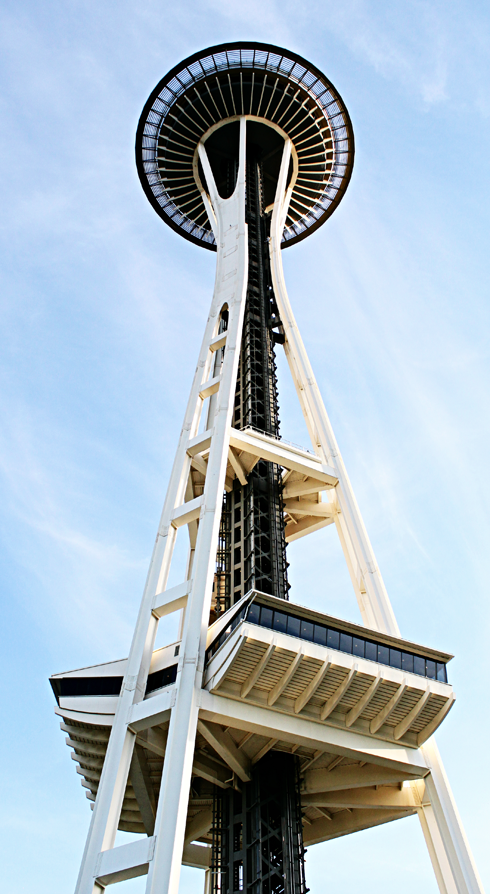 space needle seattle worlds fair pictures