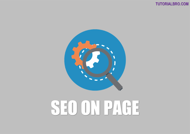 Faktor Penting SEO On Page