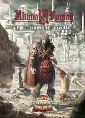 Il giorno della civetta (cover del librogame)