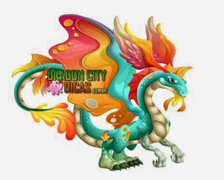 Dragão Planta Mística