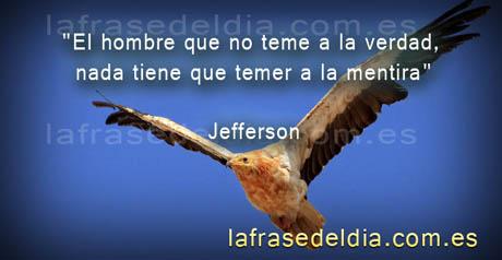 Frases sobre la vida, Jefferson