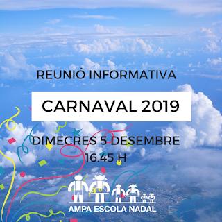 Imatge de Carnaval 2019