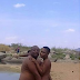 CHAI!! Popular Politician 'Grabs' Completely Naked Woman's Bum In a Stream [SEE PHOTOS]