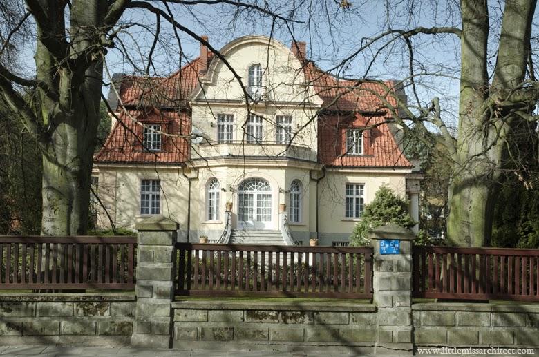 sopot architektura, górny sopot, sopot kamienice