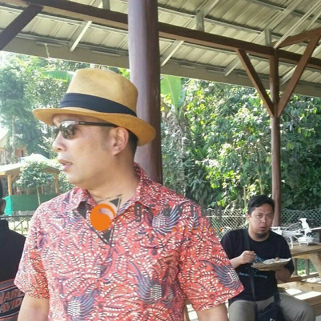 Ridwan Kamil | Gravity Adventure