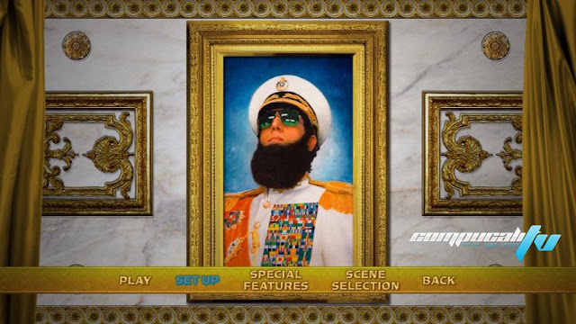 The Dictator DVDR NTSC Full Español Latino Descargar 2012