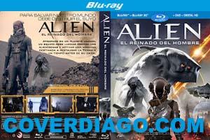 Alien Reign of Man - Alien el Reinado del Hombre - BLURAY