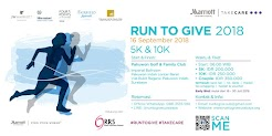 Run To Give – Surabaya • 2018