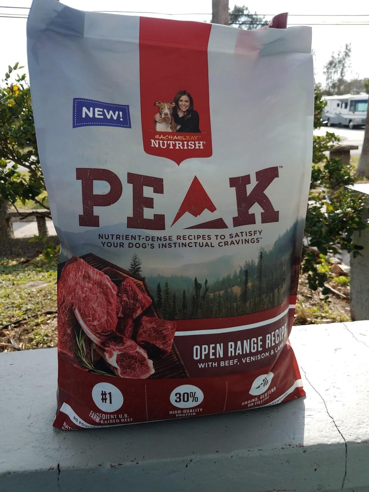 Peak Nutrish Dog Food Review