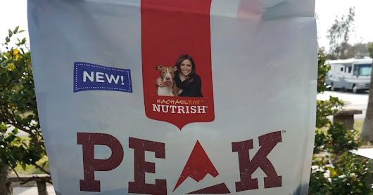 Rachael Ray Nutrish Peak Natural Open Range Recipe Dry Dog Food at Chewy.com! Part 1
