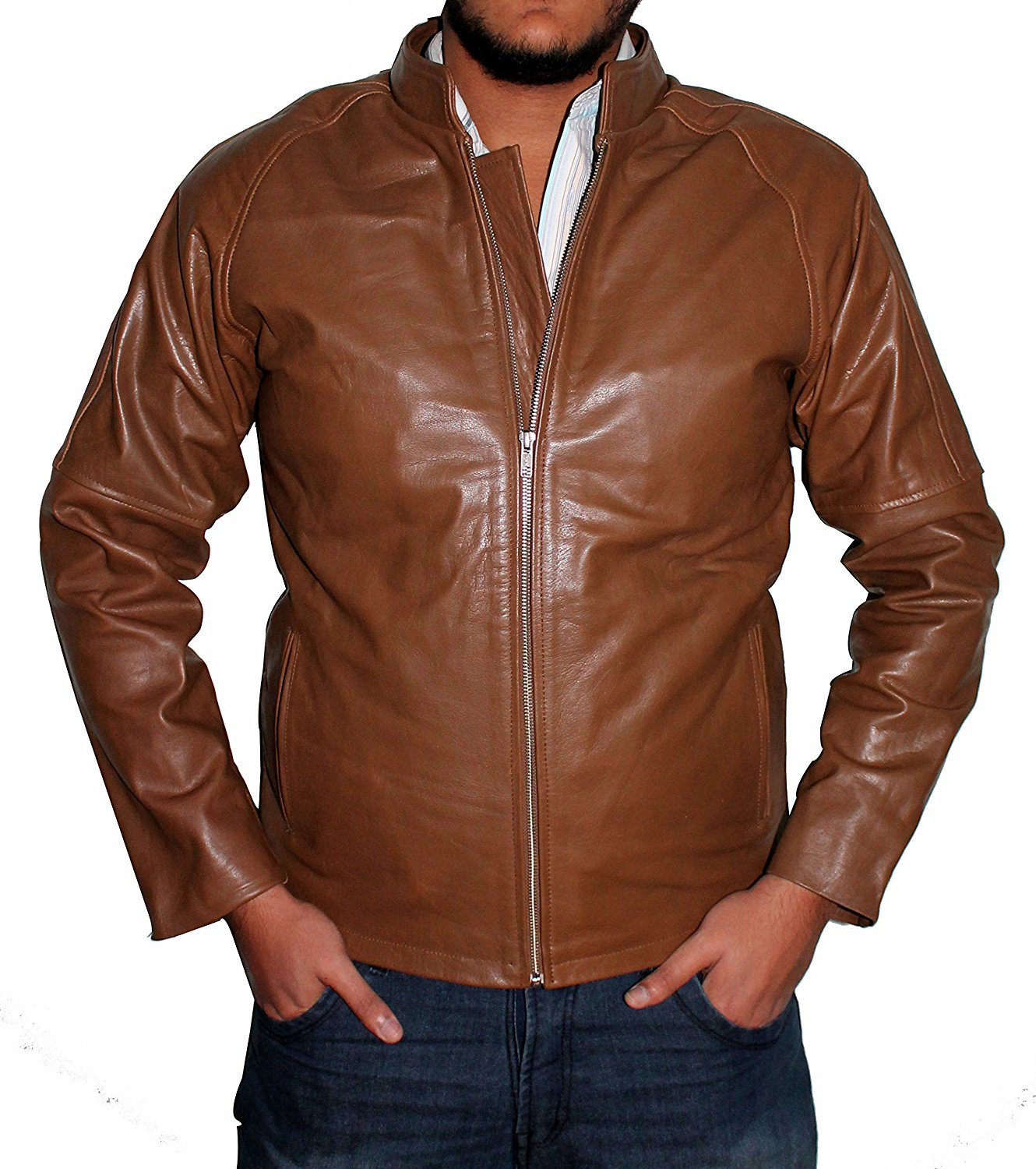 ... Urban Outfitters Mens Leather Jackets were worn just when essential fd7c29775