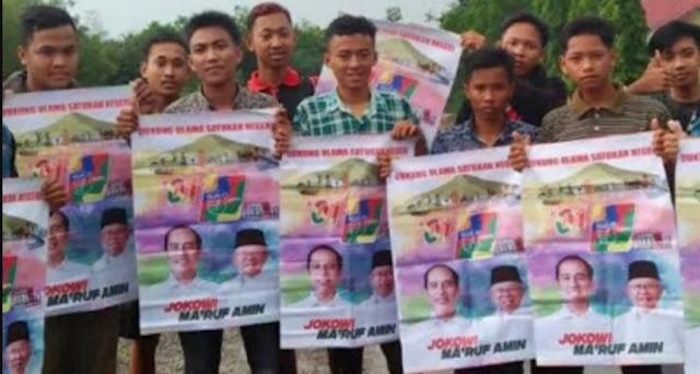 Jaringan Milenial Desa Gelar Bimtek untuk Menangkan Jokowi-Ma'ruf