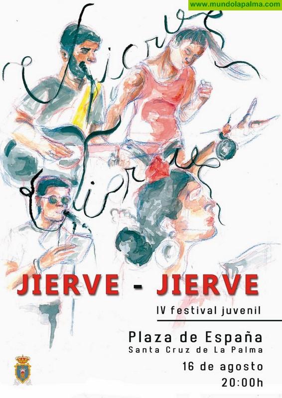 El festival Jierve Jierve reúne este jueves el talento juvenil de más de una veintena de participantes en diferentes disciplinas