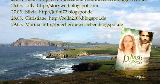*** Irish Passion - Blogtour ***