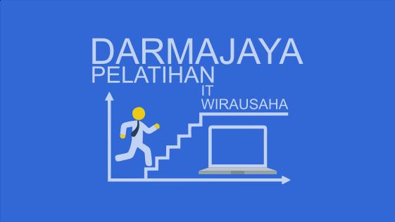 Mahasiswa Darmajaya Adakan Pelatihan IT-Wirausaha Desa