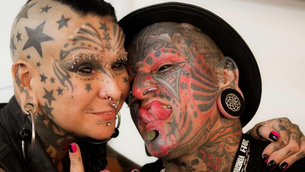 Tatuagem é impedimento para ingresso?