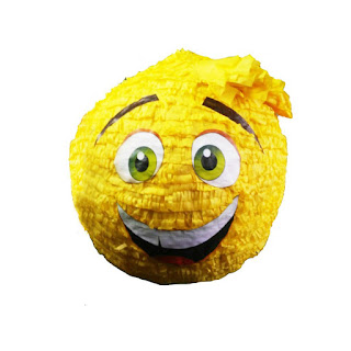 Emoji Movie party games