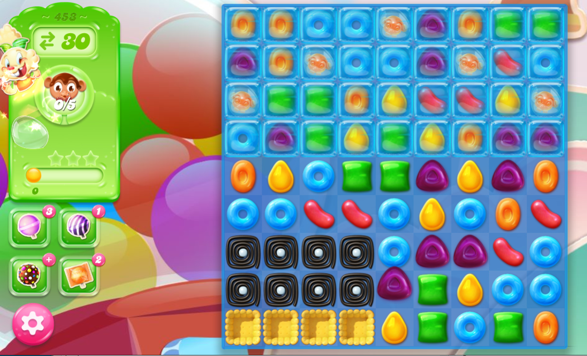 Candy Crush Jelly Saga 453