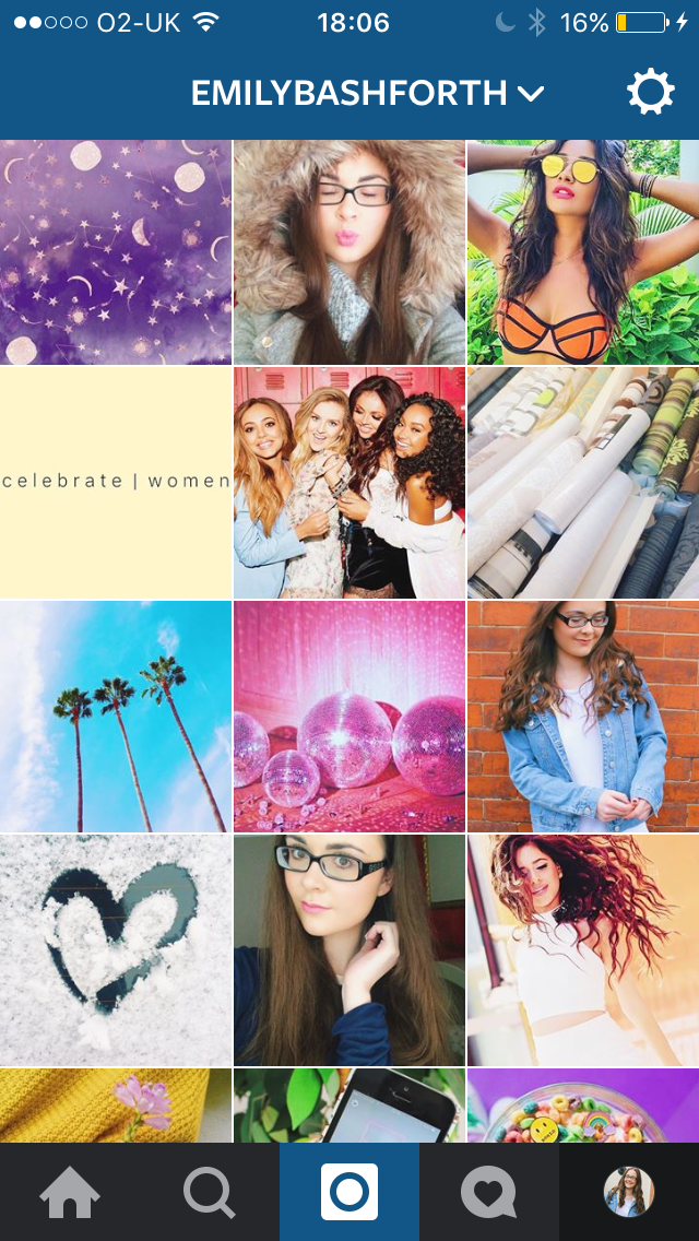How I Edit My Instagram Photos | Emily Bashforth