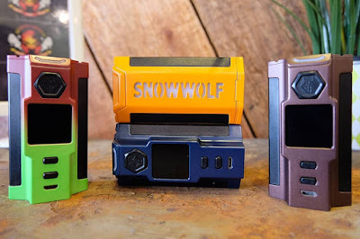 SNOWWOLF Vfeng-S Mod Reviews