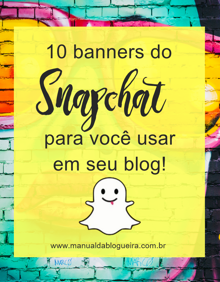 banners do snapchat