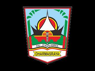 KABUPATEN DHARMASRAYA Free Vector Logo CDR, Ai, EPS, PNG