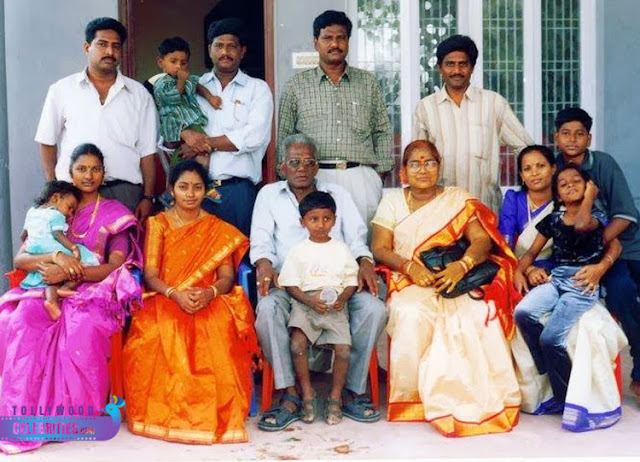 Sundeep Kishan Family Photos
