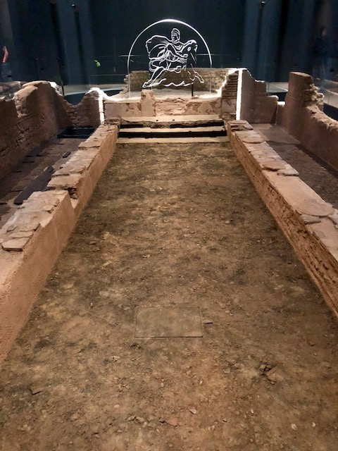 Mithraeum London