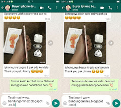 TESTIMONI BUYER PEMBELIAN IPHONE 6S PLUS