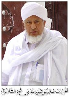 Habib Salim bin Abdillah bin Umar Asy-syathiri