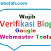 Cara Verifikasi Blog Ke Google Webmaster Tools Versi Baru | Informasi Internet