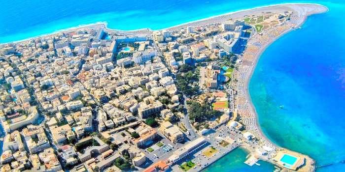 Spiagge Rodi Città