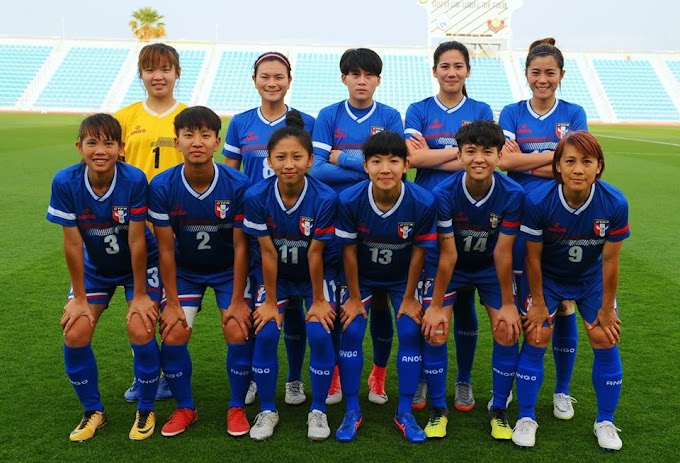 Taiwanese women show great spirit in Olympic qualifiers