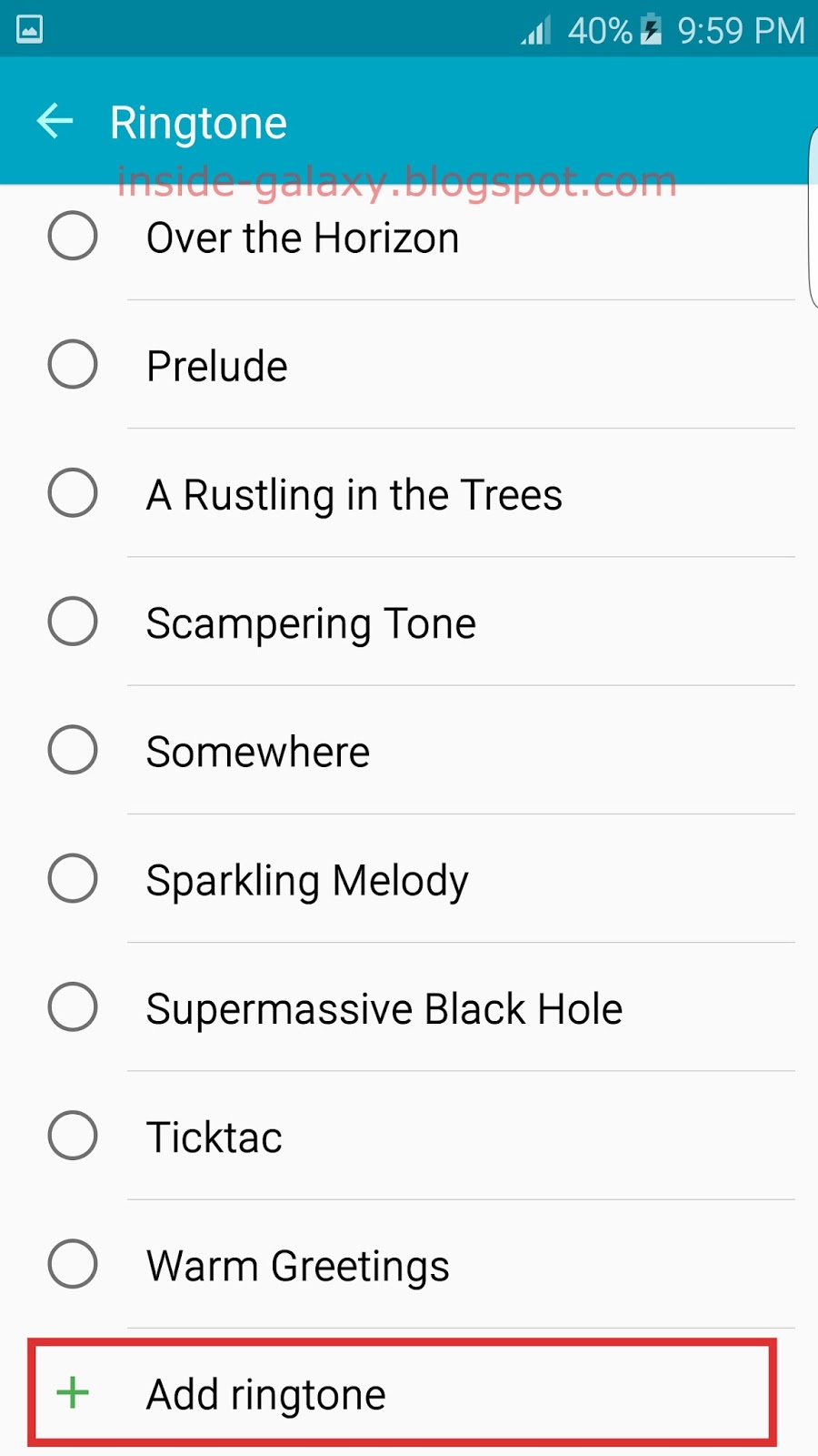 1. Why you may want to customize Samsung Galaxy S6 ringtone?