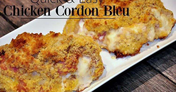 Chicken Cordon Bleu America Test Kitchen