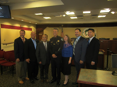 Elk Grove Promotes From Within For New Police Chief
