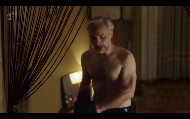 The nude mark pellegrino naked happens. Let's
