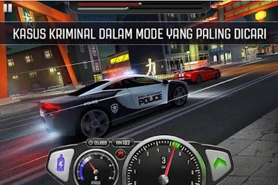 Top Speed: Drag & Fast Street Racing 3D Mod Apk Unlimited Money