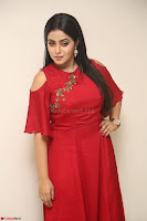 Poorna in Maroon Dress at Rakshasi movie Press meet Cute Pics ~  Exclusive 170.JPG