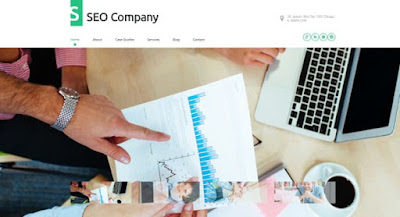 SEO Company WORDPRESS THEME