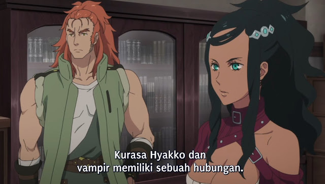 Tenrou: Sirius the Jaeger Episode 2 Subtitle Indonesia