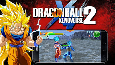 Dragon Ball Z Xenoverse 2 PSP ISO for Android