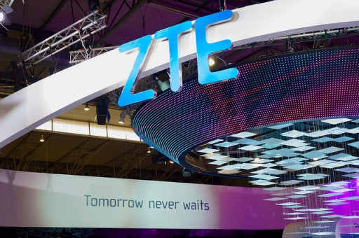 US Companies Restricted From Selling Mobile Components to ZTE