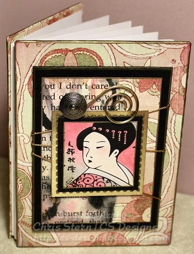 http://doodlepieces.blogspot.com/2013/05/geisha-mat-board-book.html