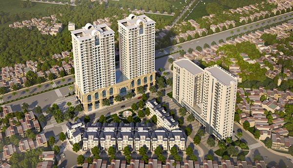 Tây Hồ Residence, đầu tư thông minh, lợi nhuận vượt trội