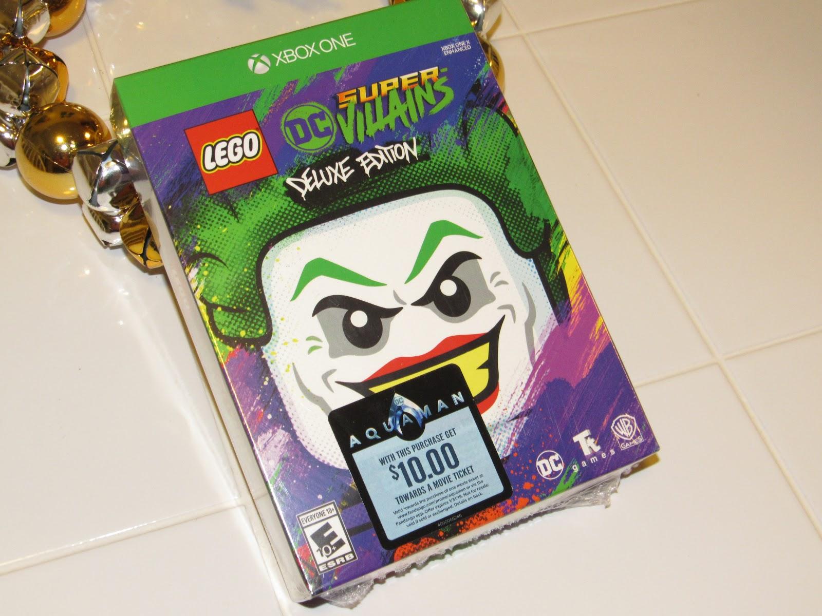 lego dc super villains deluxe edition nintendo switch