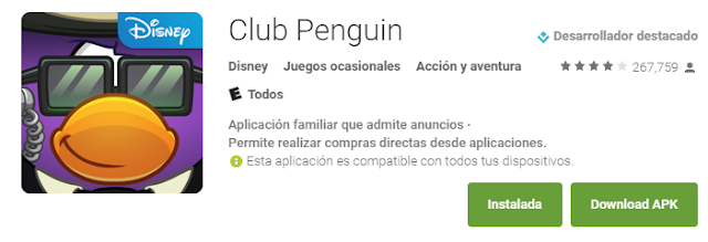 Operación Crustáceo Club Penguin Noviembre 2015