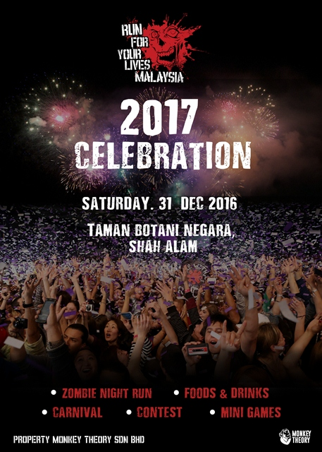 Run For Your Lives Malaysia 2016