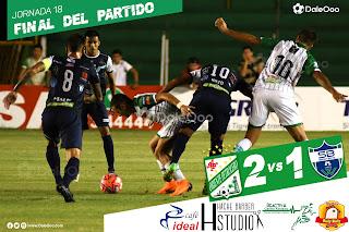 Oriente Petrolero vence 2 a 1 a Sport Boys - DaleOoo